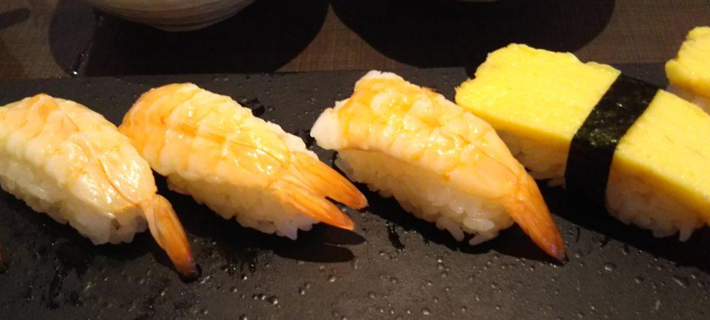 ゆず庵お寿司
