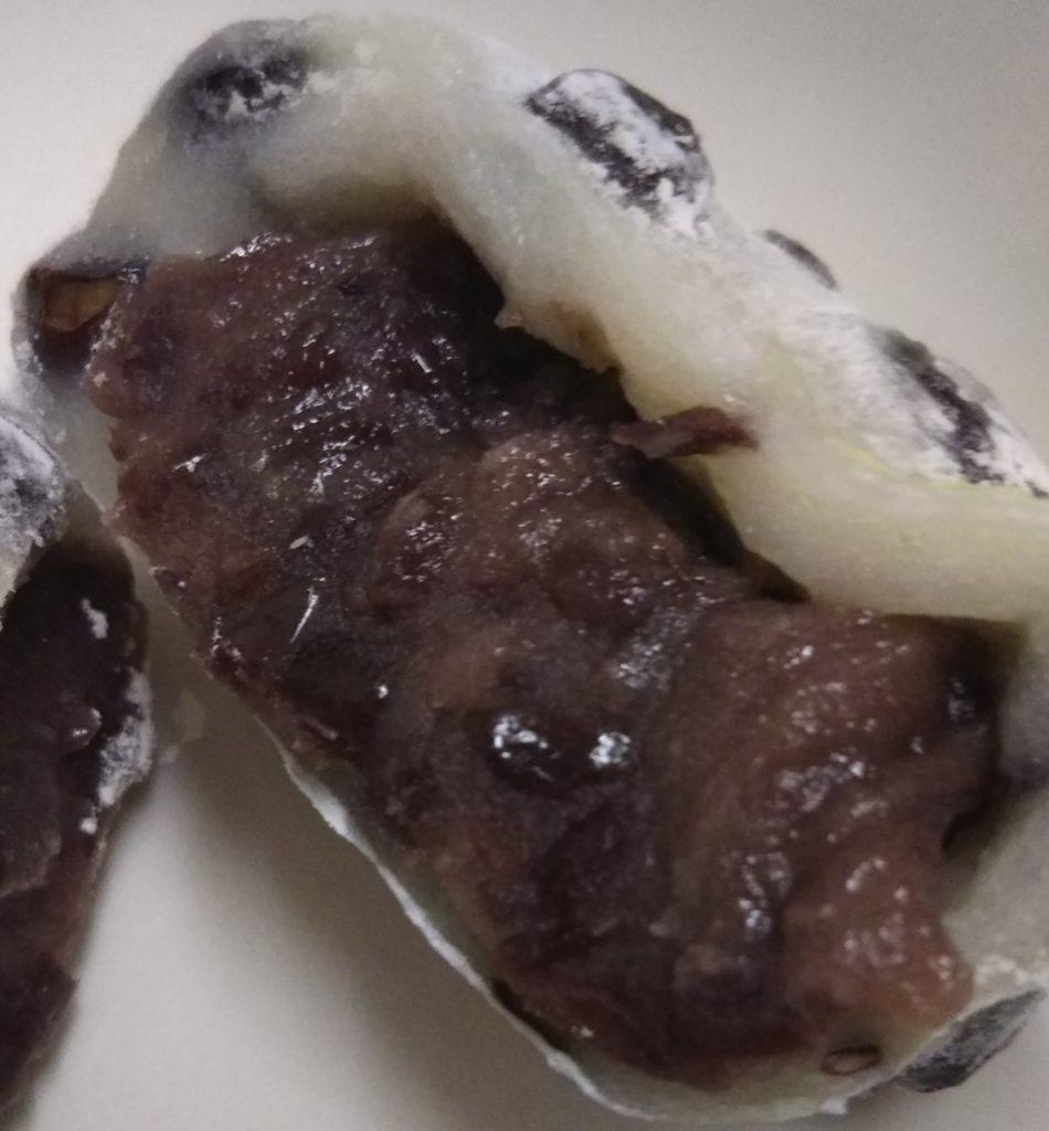 シャトレーゼ塩豆大福