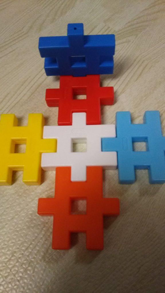 ニューブロック正方形1