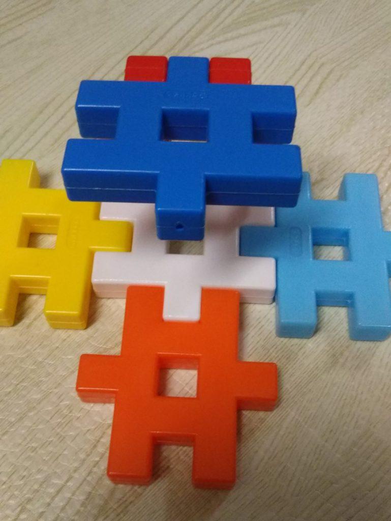 ニューブロック正方形2